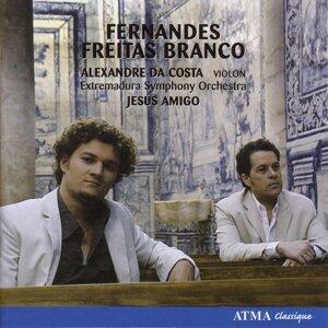 Fernandes: Violin Concerto in E Major - Freitas Branco: Symphony No. 2