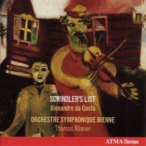 Williams, J.: 3 Pieces From Schindler's List / Bloch, E.: Suite Hebraique / Concerto Grosso No. 1
