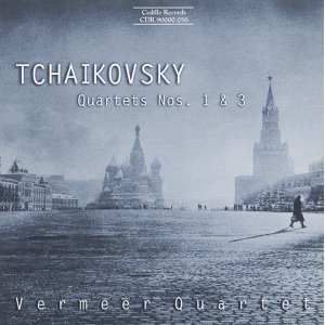 Tchaikovsky: String Quartets Nos. 1 and 3