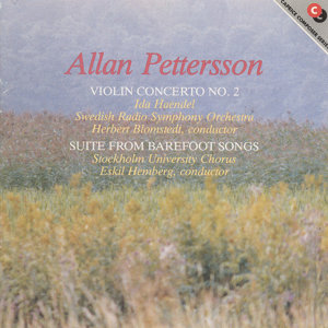 Pettersson: Violin Concerto No. 2 / 6 Songs From Barefoot Songs