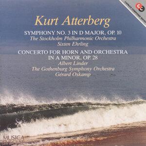 Atterberg: Symphony No. 3 / Horn Concerto