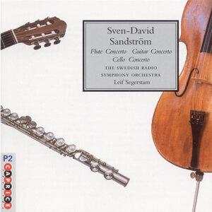 Sandstrom: Flute Concerto / Lonesome / Cello Concerto