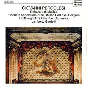 Chiarini: Sinfonia - Pergolesi: Il Maestro Di Musica