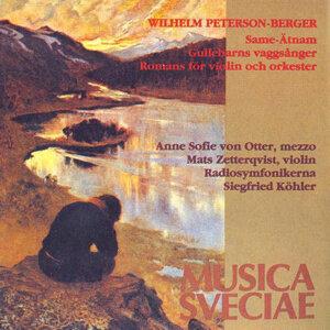 Peterson-Berger: Same-Atnam - Gullebarns vaggsanger - Romans for violin och orkester