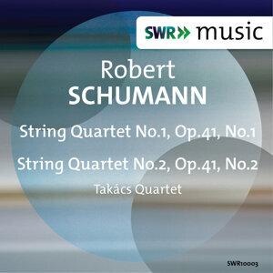 Schumann: String Quartets Nos. 1 & 2, Op. 41