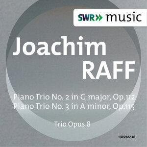 Raff: Piano Trios Nos. 2 & 3