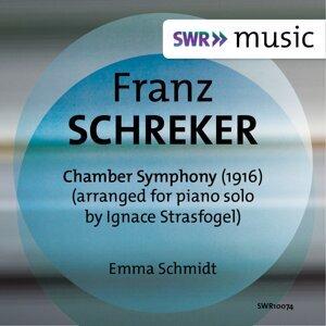 Schreker: Kammersymphonie (Arr. I. Strasfogel for Piano)