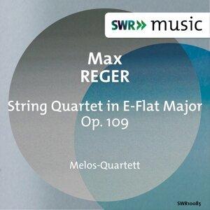 Reger: String Quartet in E-Flat Major, Op. 109