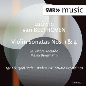Beethoven: Violin Sonatas Nos. 1 & 4