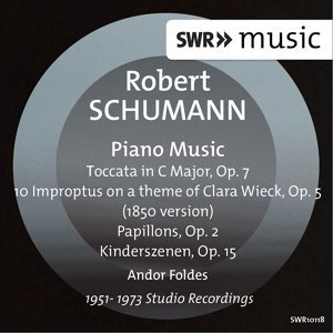 Robert Schumann: Piano Music