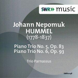 Hummel: Piano Trios Nos. 5 & 6