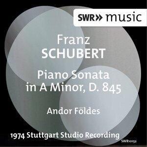 Schubert: Piano Sonata in A Minor, D. 845