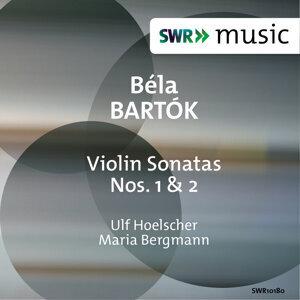 Bartók: Violin Sonatas Nos. 1 & 2