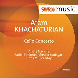 Khachaturian: Cello Concerto