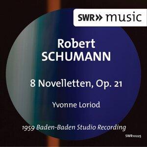 Schumann: 8 Novelletten, Op. 21