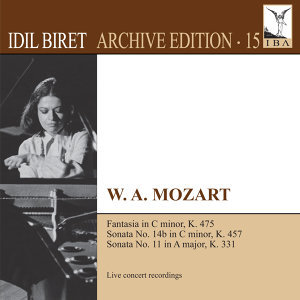 Mozart: Keyboard Works (Biret Archive Edition, Vol. 15)