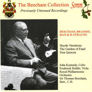 The Beecham Collection: Beecham, Brahms, Bax & Richard Strauss