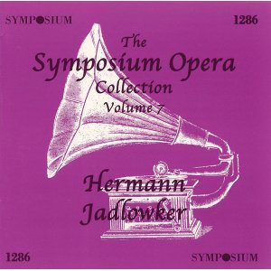 The Symposium Opera Collection, Vol. 7 (1905-1921)