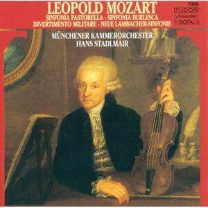 Mozart, L.: Symphonies - Eisen G2, G3, G16, G7 / Divertimento Militare, Cioe Sinfonia