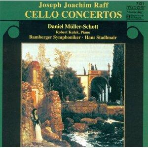 Raff, J.: Cello Concertos Nos. 1 and 2 / Fantasiestücke, Op. 86, No. 1 / Duo for Cello and Piano
