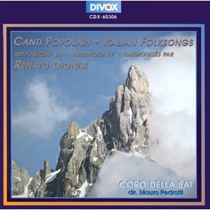 Dionisi, R.: Choral Music