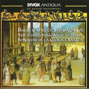 Chamber Music (Italian 17Th Century) - Merula, T. / Frescobaldi, G.A. / Marini, B. / Farina, C. / Vitali, G.B. (Sonatori De La Gioiosa Marca)