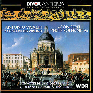 Vivaldi: Violin Concertos / Concerto for Strings