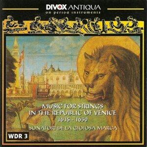 Chamber Music (Italian 17Th Century) - Rovetta, G. / Turini, F. / Fontana, G. / Castello, D. / Marini, B. (Sonatori De La Gioiosa Marca)