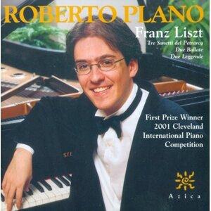 Liszt, F.: Ballades Nos. 1 and 2 / 3 Sonetti Del Petrarca / 2 Legendes