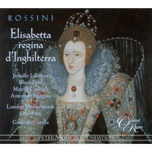Rossini, G.: Elisabetta regina d'Inghilterra