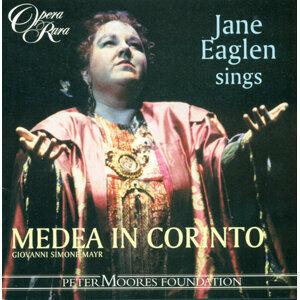 Jane Eaglen sings Medea in Corinto