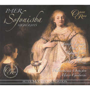 Paer, F.: Sofonisba