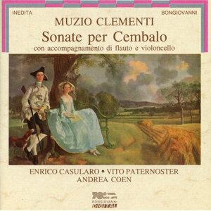 Clementi: Sonate per Cembalo con accompagnamento di flauto e violoncello