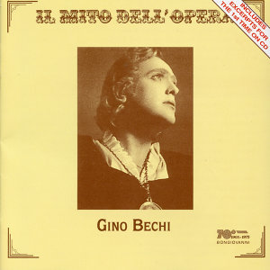 Il mito dell'opera: Gino Bechi (Recorded 1948-1959)