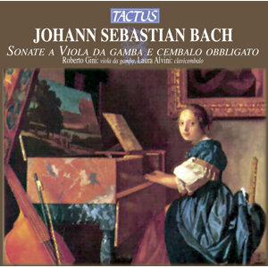 Bach: Sonate a Viola da Gamba e Cembalo Obbligato