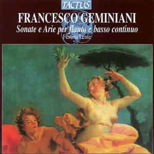 Geminiani: Sonate e Arie per flauto e basso continuo