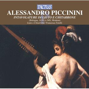 Piccinini: Intavolatura di Liuto, et di Chitarrone, Book 2