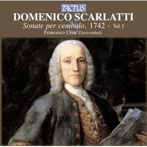 Scarlatti: Sonate per cembalo, 1742, Vol. 1
