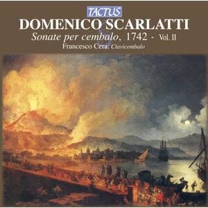 Scarlatti: Sonate per cembalo, 1742, Vol. 2