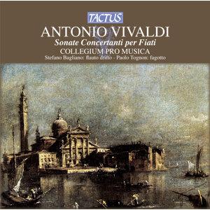 Vivaldi: Sonate Concertani per Fiati