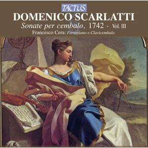 Scarlatti: Sonate per cembala, 1742 - Vol. 3
