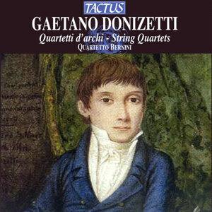 Donizetti: String Quartets