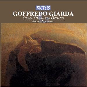 Giarda: Opera Omnia per Organo