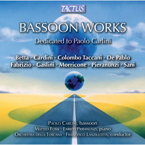Bassoon Works (Dedicated to Paolo Carlini)