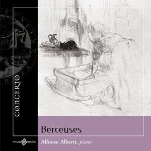Piano Recital: Alberti, Alfonso - Couperin, F. / Schumann, R. / Henselt, A. / Chopin, F. / Alkan, V. / Liszt, F. / Raff, J. / Brahms, J. / Grieg, E.