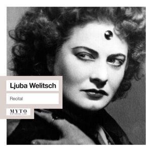 Ljuba Welitsch Recital