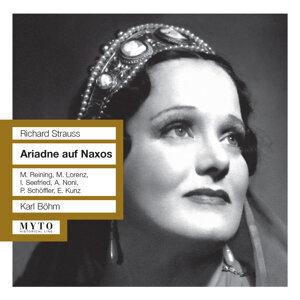 Strauss: Ariadne auf Naxos (Live)