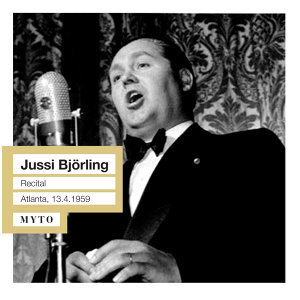 Jussi Björling Recital (Live 1959)