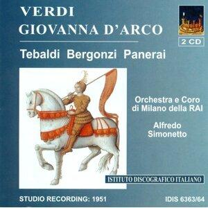 Verdi, G.: Giovanna D'Arco [Opera] (1951)