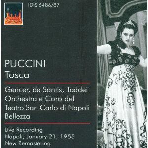 Puccini, G.: Tosca [Opera] (1955)